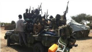 Imirwano muri Sudani y'epfo