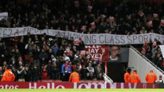 Liverpool Supportes