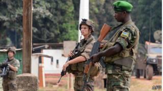 Soldados internacionales