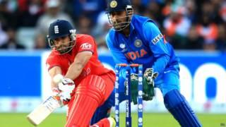 भारत-इंग्लैंड चैंपियंस ट्रॉफ़ी फ़ाइनल मैच