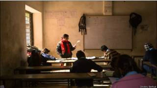 भारत में स्कूल के बच्चे (फ़ाइल फोटो)
