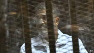 Мурси в суде