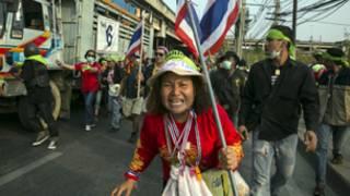 ဆန္ဒပြမှုတွေကြားက ထိုင်းရွေးကောက်ပွဲ