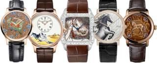 一系列著名手表