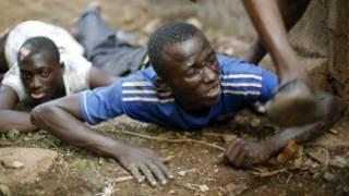 Ghasia za Jamhuri ya Afrika ya Kati