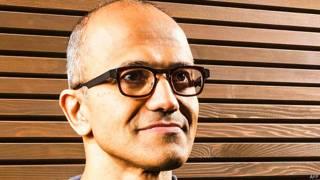 Satya Nadella, novo CEO da Microsoft (Getty)