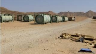 Makamai masui guba na kasar Libya