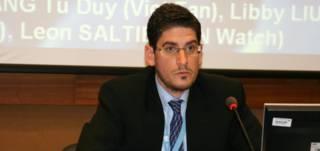 Ông Leon Saltiel