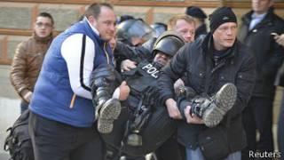 बोस्नियामा असन्तोष