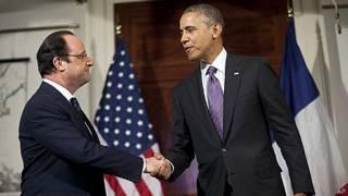 Hollande và Obama