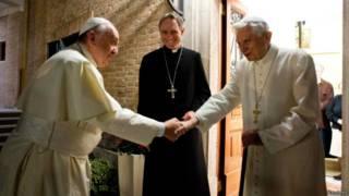 वेटिकन में पोप
