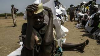 Wadanda rikicin Sudan ta Kudu ya shafa