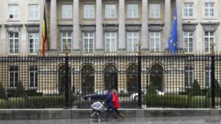 Бельгийский парламент