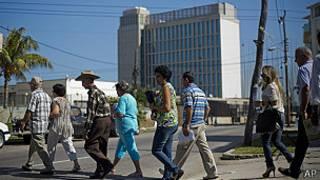 Sección de Intereses de EE.UU. en Cuba