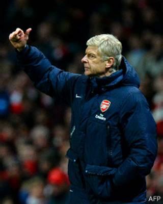 Arsène Wenger, DT del Arsenal