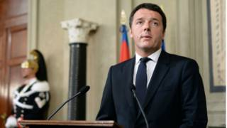 Matteo Renzi | AFP