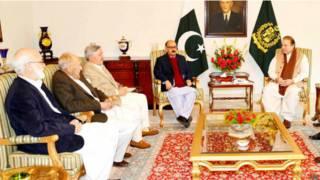 पाकिस्तान-तालिबान बातचीत