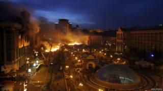 Conflito na Ucrânia (Reuters)