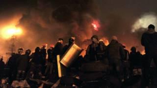 युक्रेनमा  हिंसा