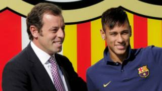 Rosell Neymar