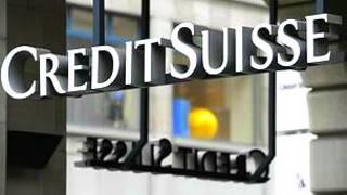 Logo del banco Credit Suisse