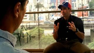 Henrique Capriles (BBC)