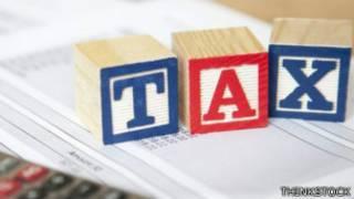 各國稅制差別很大。