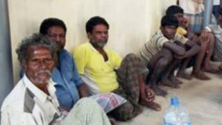 32 இந்திய மீனவர்கள் கைது செய்யப்பட்டுள்ளார்கள்