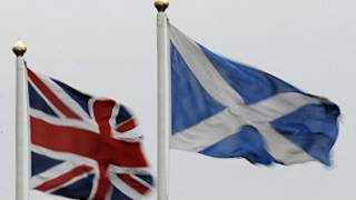 علما بريطانيا واسكتلندا