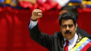 Shugaban Venezuela Nicolas Maduro