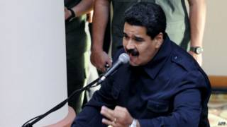 Президент Николас Мадуро