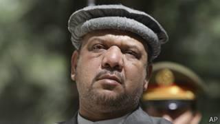 Mohammad Qasim Fahim (foto de archivo del año 2011)