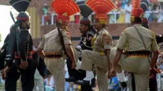 भारत-पाक सीमा