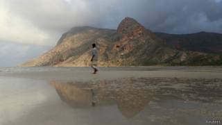 شاطئ اليمن
