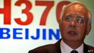 Umushikiranganji wa mbere wa Maleziya, Najib Razak