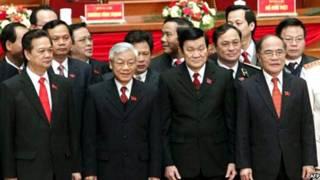 Nguyên thủ Việt Nam