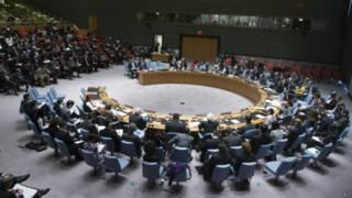 Conselho de segurança analisa rascunho de resolução sobre referendo (foto: AP)
