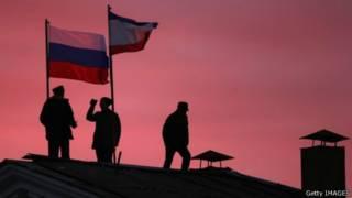 Росія та Крим