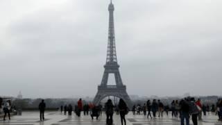 Polución en París