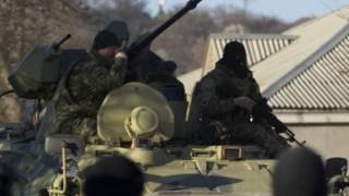 Военная база Бельбек в Крыму