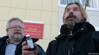 """Сергей """"Паук"""" Троицкий"""