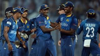 टीम श्रीलंका