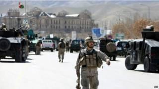 अफ़ग़ानिस्तान में चुनाव आयोग के दफ़्तर पर हमला