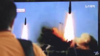 "Запуск ракет ""Нодон"""