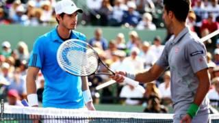 Djokovic-Murray