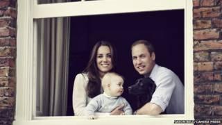 劍橋公爵一家將在4月份訪問新西蘭和澳大利亞