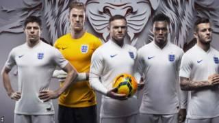 tim Inggris