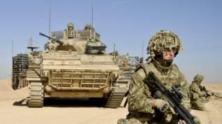 Sojojin Brittaniya a Afghanistan