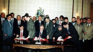 مذاکرات صلح تاجیکان