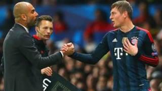 克魯斯自16歲其就效力於拜仁慕尼黑。